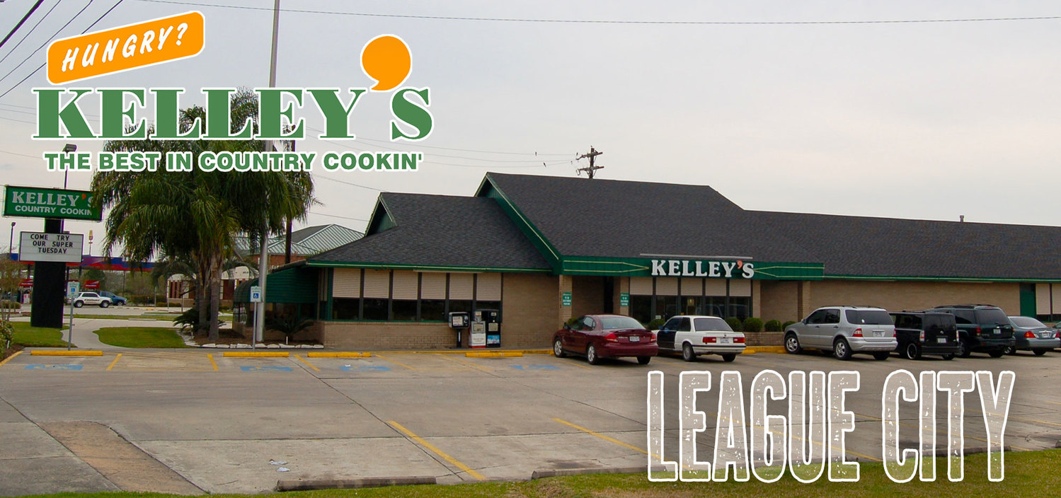 Kelleys Country Cookin League City