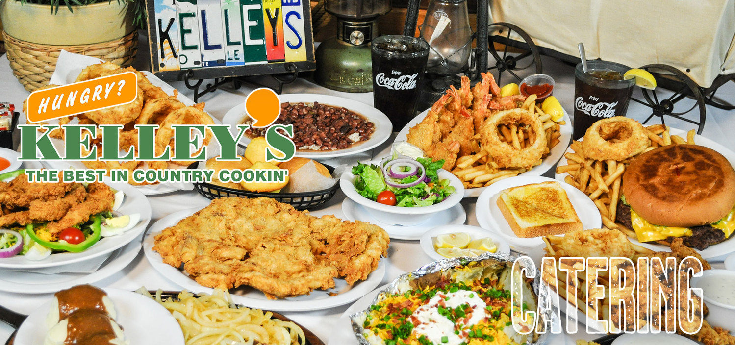 Kelleys Country Cookin - Catering
